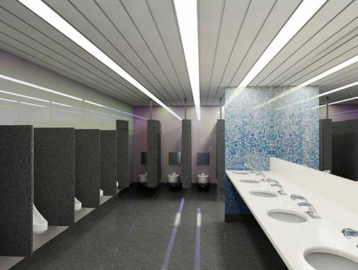 Mta Lirr Major Renovations For Penn Restrooms