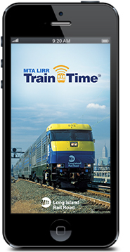 Announcing the Official LIRR Train Time App