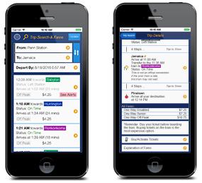 MTA LIRR - LIRR Train Time® App