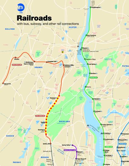 Mta Metro North Subway Map.Mta Metro North Railroad