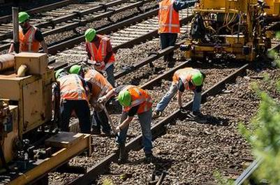 100,000 Railroad Ties Later