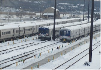 Metro North Railroad Weather Update