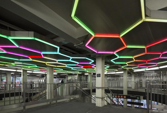 Mta Arts For Transit Nyct Permanent Art