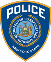 MTA Police patch image