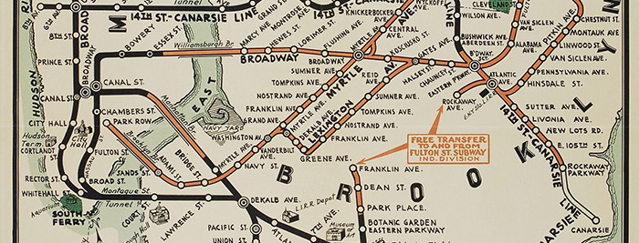 1900 Subway Map New York City.Mta Info Celebrating 100 Years Of The Bmt