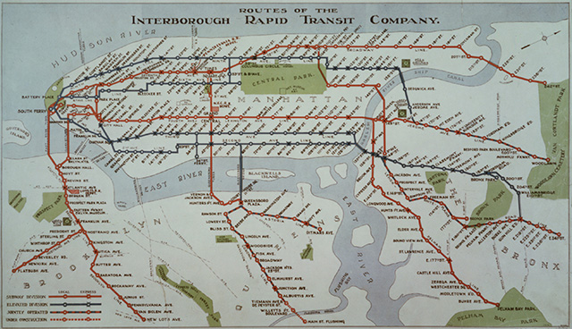 1979 Subway Map.Mta Info 110 Years Of The Subway