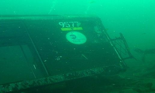 Cars Found Underwater : Mta facts and figures