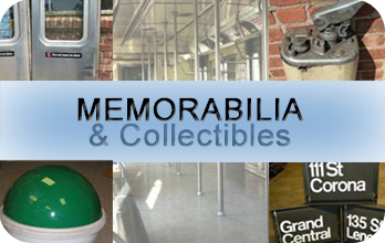 MTA/New York City Transit - Memorabilia and Collectables