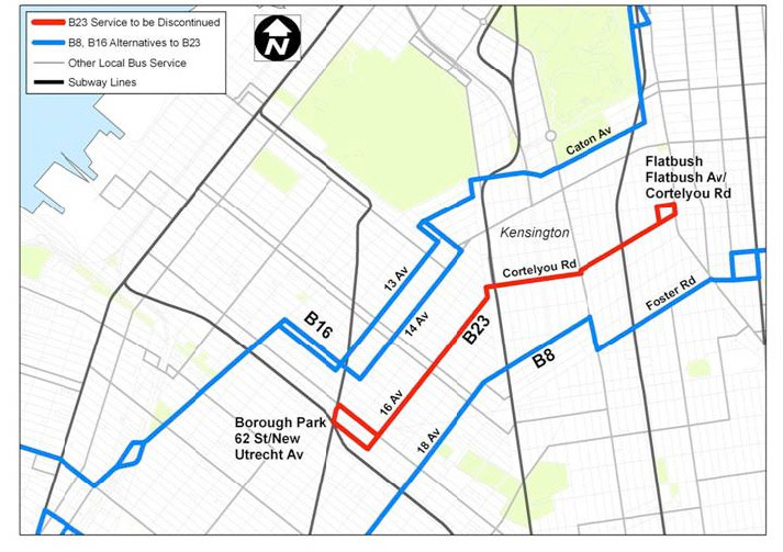 B Bus Map on b61 bus, b54 bus, b25 bus, b1 bus, new york city mta bus, b67 bus, b35 bus, b41 bus, q33 bus, b70 bus, b62 bus,