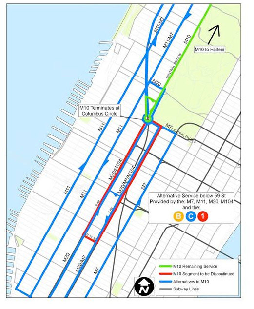 MTA/New York City Transit - NYC Transit 2010 Service ... on nyc mta bus routes map, m101 bus map, west side idaho map, m104 bus map nyc, m15 new york map, 83 street 2 nd avenue new york map, m22 nyc bus map, m20 bus map, queens bus map,