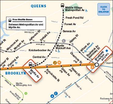 M Subway Map Nyc.Mta Info Weekend M