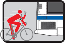 MTA Cyclist Safety Message