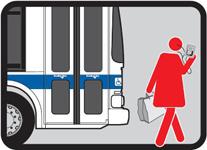 MTA Pedestrian Safety Message